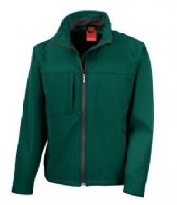 BEEKEEPING UNISEX CLASSIC SOFT SHELL JACKET